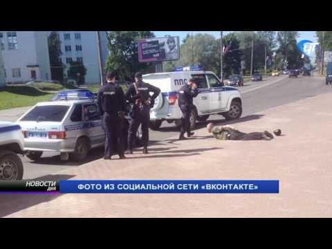 Задержан новгородец, подозреваемый в стрельбе из пневматического оружия