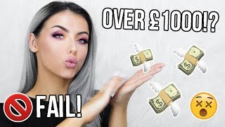 Video FULL FACE USING MY MOST EXPENSIVE MAKEUP (OVER £1000!) - WORTH THE HYPE?! MP3, 3GP, MP4, WEBM, AVI, FLV Juli 2019