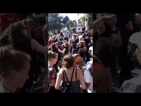 Hamburg Großdemo 8.7.2017