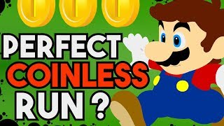 Is it Possible to do a Perfect Coinless Run in Super Mario 3D Land?
