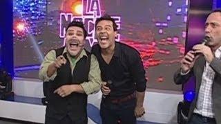 Adolfo Aguilar fue sorprendido por 'Adolfo Agilear'