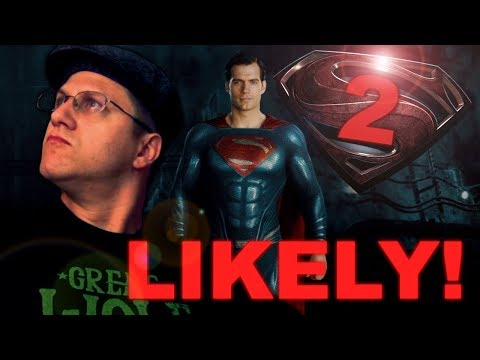 "EXCLUSIVE - Expect ""Man Of Steel 2""!"