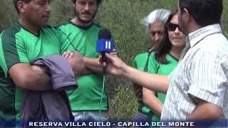 GRABADO EN EL CHORRITO DE LOS CURAS - LA CUMBRE: PALABRA Y VIDA - MICRO RELIGIOSO Nº 35 - DOMINGO XXXII CICLO A