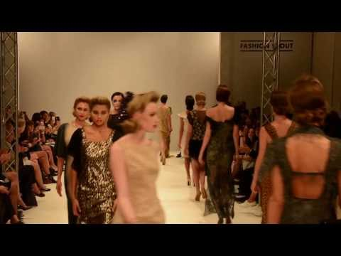 Rohmir SS14 London Fashion Show by Mexican TV