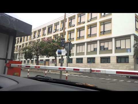 Ubicazione Edificio 19 e a Facoltà di Ingegneria (видео)