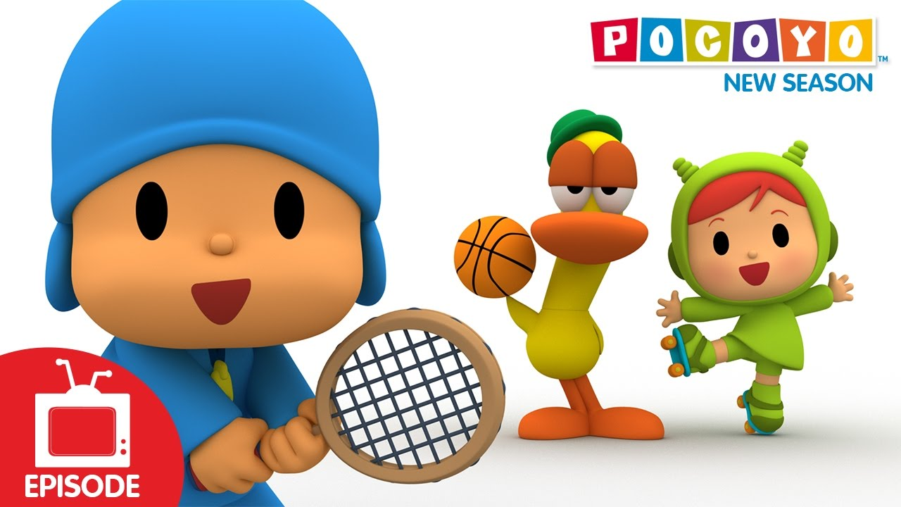 Pocoyo – Great Shot! (S04E09) NEW EPISODES