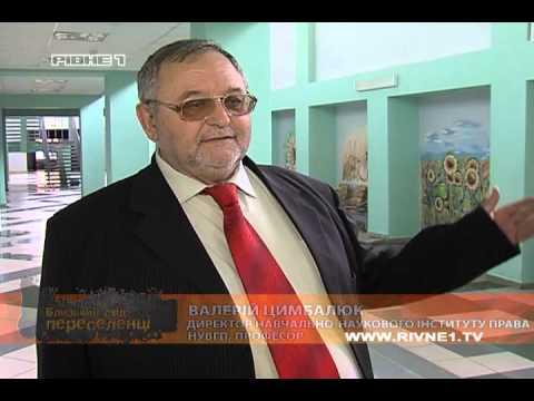 Яна Униченко з Луганщини дивує рівнян своїми малюнками [ВІДЕО]