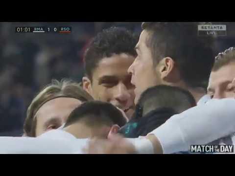 Real Madrid VS Real Sociedad 5-2 All goals & highlights La Liga 10-02-2018