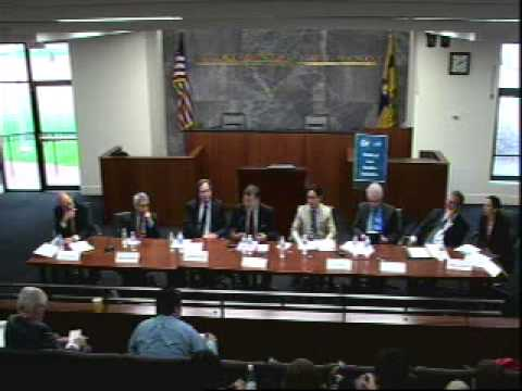 The Future of the Federal Election Commission - Panel Discussion