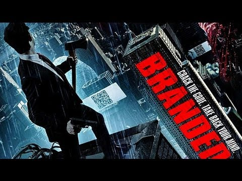Branded (2012) Movie Review