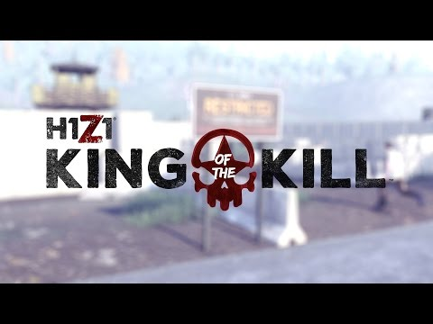 H1Z1: King of the Kill (RU/CIS)
