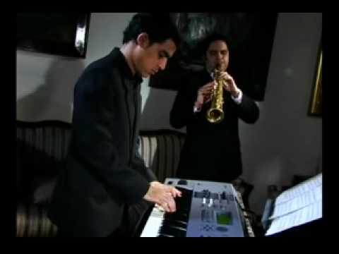 THE WEDDING SONG (Kenny G) - Saxo Y Piano