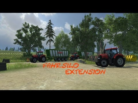 Fahrsilo Extension v1.2