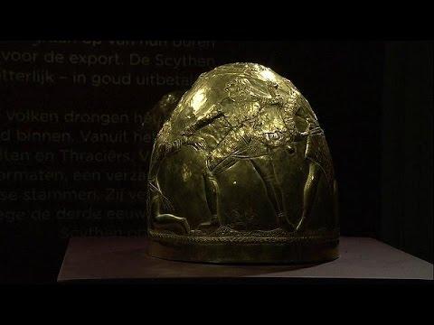 Στην Ουκρανία οι αρχαιολογικοί θησαυροί της Κριμαίας