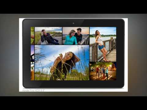 Kindle Fire HDX 8 9, HDX Display, Wi Fi, 16 GB   Includes Special Offers Previous Generation   3rd