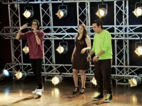 اختبار فريق Young Pharoz في المعسكر المغلق - The X Factor 2013