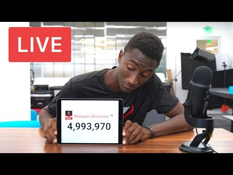 The Road to 5,000,000! [LIVE]