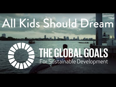All Kids Should Dream - Global Goals & Liverpool Football Club