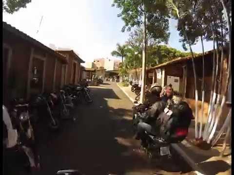 Encontro de Motociclistas em Passos MG