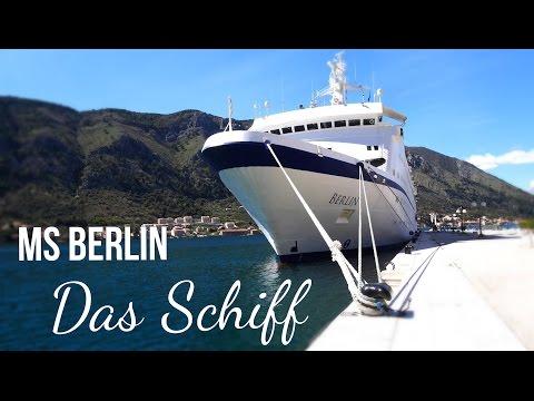 MS Berlin: Traumschiff MS Berlin kompletter Schiffsrund ...