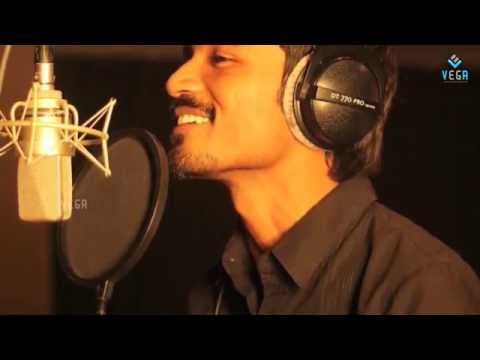 Dhanush debuts as singer in Sandalwood