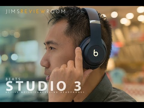 NEW - Beats Studio 3 Wireless 2017 - 2018 MODEL - REVIEW