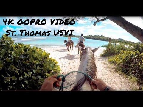 St. Thomas 4k Video
