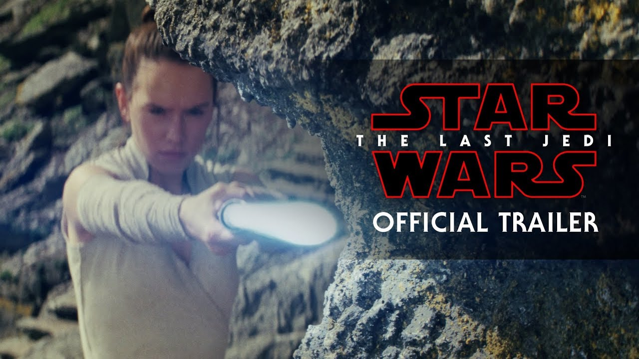 Movie Trailer #2: Star Wars: The Last Jedi (2017)