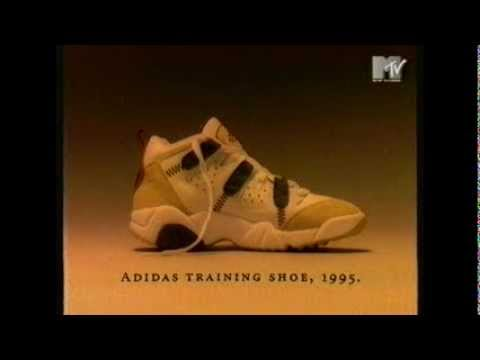 Adidas Commercial (1995) (Television Commercial)