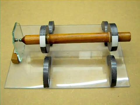 Magnet rotor levitation easy homemade (видео)
