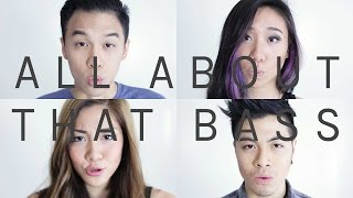 All About That Bass - Meghan Trainor (The Sam Willows Cover)