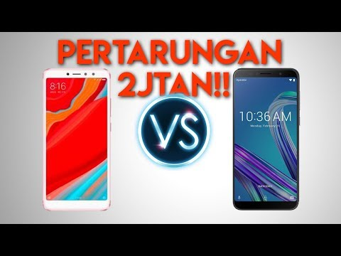SPEED TEST!! Xiaomi Redmi S2 VS Zenfone Max Pro M1