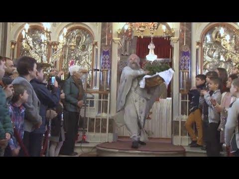 Η  πρώτη Ανάσταση στην Χίο και Κερκυρα