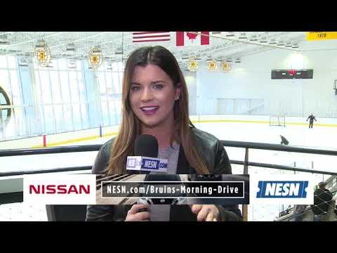 Video: NISSAN Morning Drive: Patrice Bergeron, Zdeno Chara update