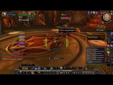 Edict of The God-King WoW quest legion (видео)