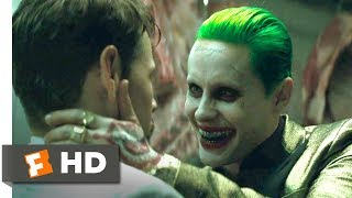 Suicide Squad (2016) - A Visit From The Joker Scene (2/8) | Movieclips