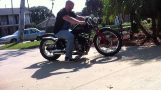 8. How big is a 1987 honda rebel 250? check it out