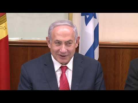 Președintele Moldovei a avut o întrevedere cu prim-ministrul Israelului