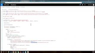 This video walks you through my blog post at http://www.markrackley.net/2017/07/03/using-fullcalendar-io-and-search-to-create-a-rollup-calendar-in-sharepoint/ and the corresponding source code for implementing a roll up Calendar View in SharePoint using FullCalendar.io and SharePoint's REST Search API