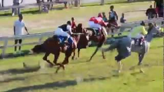 Horse Race Peoples Stadium May 20, 2018 Race 6