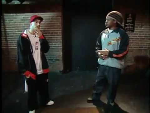 Eminem Freestyle with Sway 2004
