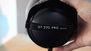 Video The best studio headphones for your money   Beyerdynamic DT 770 Pro MP3, 3GP, MP4, WEBM, AVI, FLV Juni 2018