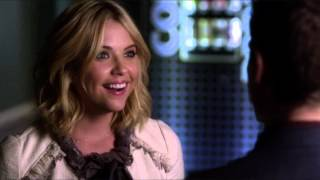 Hanna and Wren First Kiss - Pretty Little Liars 3x08