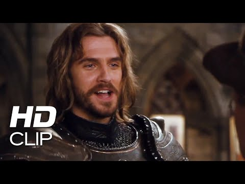 Night at the Museum: Secret of the Tomb | 'The Gift' | Clip HD