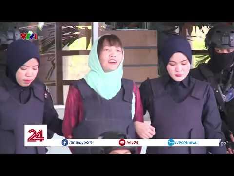 Gia đình Đoàn Thị Hương vui mừng với bản án mới | VTV24 - Thời lượng: 1:09.