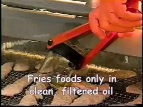 HeatWave® - Fry clean & use less oil