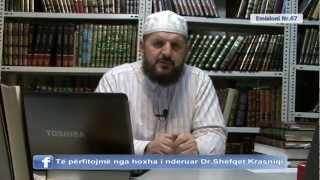 Pyetje Dhe Përgjigje Në Facebook Dr. Shefqet Krasniqi