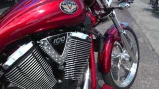 4. 2007 Victory Vegas Jackpot - Used Motorcycle For Sale