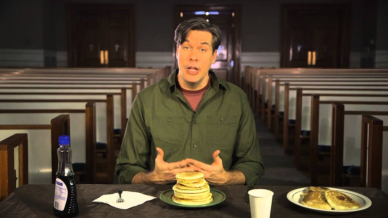 15 | Shrove Tuesday -- Chuck Knows Church