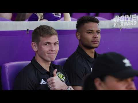 Video: Give Forward | Special Olympics with #CrewSC